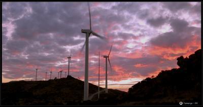 Enerxías renovables.O monte de Larouco